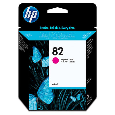 Mực in HP 82 69 ml Magenta Ink Cartridge (C4912A)