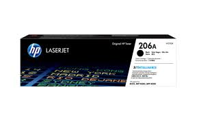 Mực in HP 206A Black Original Laser Toner Cartridge (W2110A)