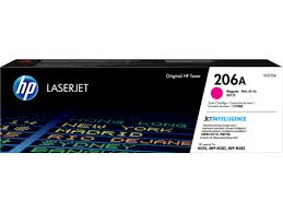 Mực in HP 206A Magenta Original Laser Toner Cartridge (W2113A)