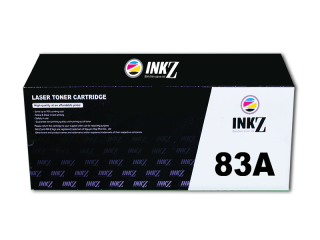 INKZ 83A, Black LaserJet Toner Cartridge